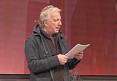 "Alan Rickman in ""Seminar"" 2011"