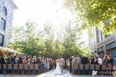Liberty Hotel Boston wedding, Boston wedding photography, bride walking down the aisle