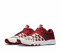 promo code e059f 5f508 Nike Train Speed 4 AMP Oklahoma Sooners Mens Training Shoes 11 Team Crimson   Nike  RunningCrossTraining