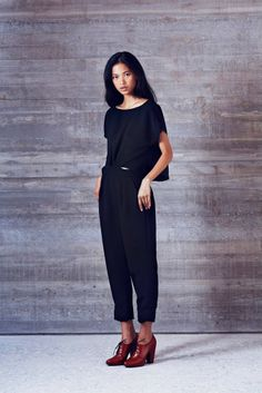 Rachel Comey Resort 2015 The Great Beyond Inspiration / www.the-great-beyond.com