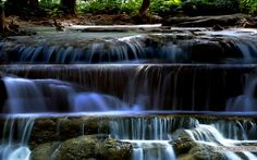 Moving Waterfall Wallpaper