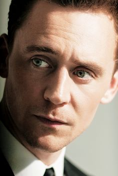 Tom Hiddleston | Beautiful close up