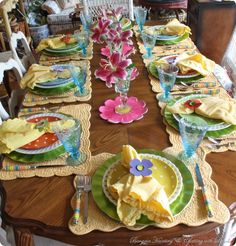 Summer Tablescape Review