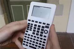 Stampa 3D: Calcolatrice scientifica Open Source