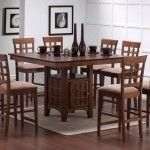 $692.00 Coaster Furniture - Bar 5 Piece Dining Set - 101438-101219-5set