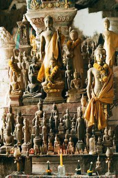 byCaroline Tucker Buddha Cave in Laos