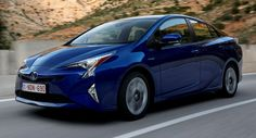 New Toyota Prius Awarded 5 Stars From Euro NCAP goschtoyota.com