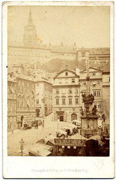 Prague, Lesser town square