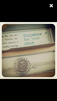 """Elegant anklet for the """"silver sixpence in her shoe"""""""