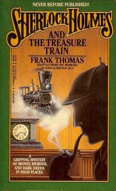 Sherlock's Vault: Sherlock Holmes and the Treasure Train (1985)