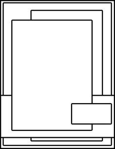 Paper Studio: Sunday Card Sketch