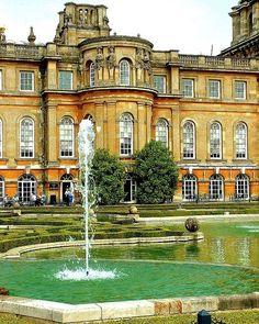 Blenheim Palace, Oxford Beautiful surprise and a wonderful tea!!!