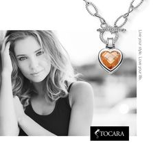 Like our stunning Kristin collection? Why not Host a Tocara Show? In March and April, each Hostess will have the opportunity to use their Hostess rewards to obtain the collection free. Live Love Life, Love Your Life, Argent Sterling, Live For Yourself, Love Fashion, Fine Jewelry, Jewellery, Your Style, Pendant Necklace