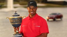 #golf Tiger Woods wins in Miami as Graeme McDowell slides to third
