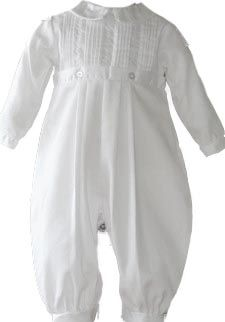 Christening Outfit Longall Pique Infant Boys