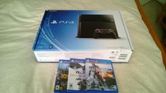 Got it a day early. Playstation 4 Console