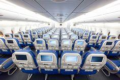 Korean Air A380 Economy class by Korean Air KE, via Flickr