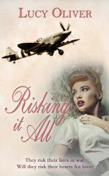 Hannah Fielding – Romance Novelist - Book review: Risking It All by Lucy Oliver