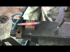 Blacksmithing: Ring project #4