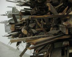 Countless Scraps: Amazing Sculpture by Leonardo Drew