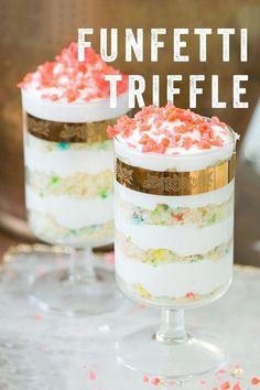 Funfetti Triffle #fu