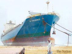 Pakistan's ship-breaking industry needs 'overhaul'