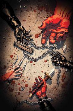 """Conoce a los Thunderbolts, el """"Suicide Squad"""" de Marvel"""