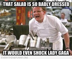 Double click on picture for more funny Gordon Ramsey Memes