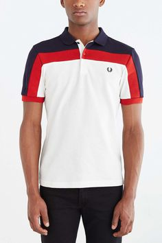 This domain may be for sale! Polo Rugby Shirt, Polo T Shirts, Cool Shirts, Mens Workout Tank Tops, Corporate Uniforms, Polo Outfit, Pique Shirt, Fred Perry, Mode Vintage