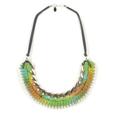 Ucayali Necklace now featured on Fab.