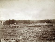 Missouri Volunteer Militia troops set up Camp Jackson in Lindell Grove on May 6, 1861. Secessionist Gov Clairborne Jackson planned to capture the US Arsenal in StL. On May 10, Union soldiers captured the militia at Camp Jackson. As Union troops brought prisoners back, crowds lined the streets of StL and shots were fired. Some claimed Union soldiers fired first, others that they fired in self-defense. 28 soldiers & civilians died, the 1st casualties of the Civil War in Mo. Missouri History…