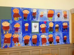 Alfons Åberg | School, Kids, Painting, Art, Pictures, 2nd Grades, Creative, Communication, Young Children