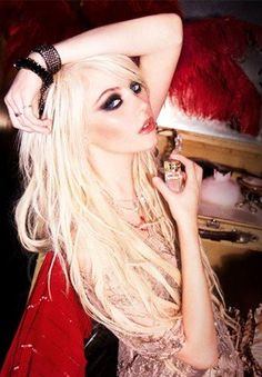 Taylor Momsen for Galiano