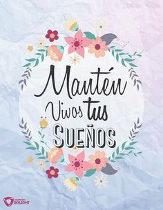 Inspirational Sayings & Quotes Motivational Phrases, Inspirational Quotes, Positive Vibes, Positive Quotes, Mr Wonderful, Start Ups, Messages, Spanish Quotes, Hand Lettering