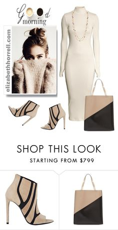 """LIZ"" by elizabethhorrell ❤ liked on Polyvore featuring Balenciaga, H&M, Lulu*s, Marni and Chanel"