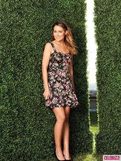 Photography Idea: All the Greenery!!.....Lauren Conrad Kohls Spring 2011