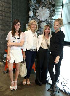 MARIA VAZQUEZ | EVENTO DE PRENSA SPRING SUMMER 2014/15 @BelenChavanne @CeciliaZuberbuhler @LidiaVazquez @LeonoraBalcarce