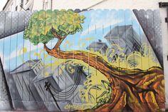 """fruit of the spirit"" Graffiti Murals, Fruit Of The Spirit, Painting, Art, Art Background, Painting Art, Kunst, Paintings, Performing Arts"