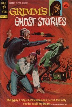 Grimm's Ghost Stories 16