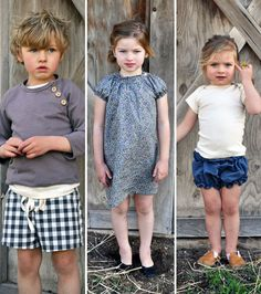 Mabo children's clothes