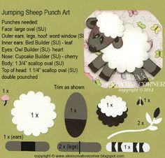 Alex's Creative Corner - sheep