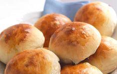 Luftige hveteboller – Opplysningskontoret for brød og korn