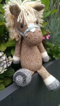 Paardje Piem van my krissy dolls