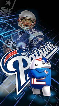 New England Patriots Wallpapers Patriots Football, Sport Football, New England Patriots Wallpaper, Go Pats, Cool Backgrounds, Tom Brady, American Football, Nfl, Patriots