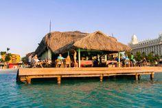 #BugaloeBeachBar #Aruba www.bugaloe.com