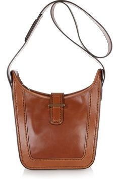 Chloe Diane leather shoulder bag - $1,695    Love the vintage style of it.