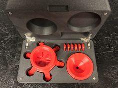 B52Maker Basic Set silber/rot – B52Maker Box, Silver, Snare Drum, Boxes