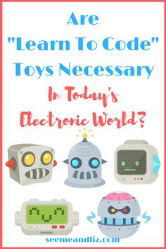Do children benefit from coding toys? Does early e…
