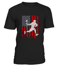 "# Lacrosse tee American Flag T-Shirt - La9 .  ** RELAUNCHED - by popular demand **This is the LAST time print! Don't miss out!Secured payment via Visa / Mastercard / Amex / PayPalHow to order:1. Click the drop down menu and select your style 2. Click ""Buy it now""  3. Select size and quantity  4. Enter shipping and billing information  Order 2 or more and SAVE on shipping.   Lacrosse   tee American Flag T-Shirt - Lacrosse Stick Flag T Shirt"