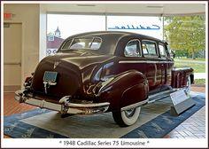 1948 Cadillac Series 75 Limousine